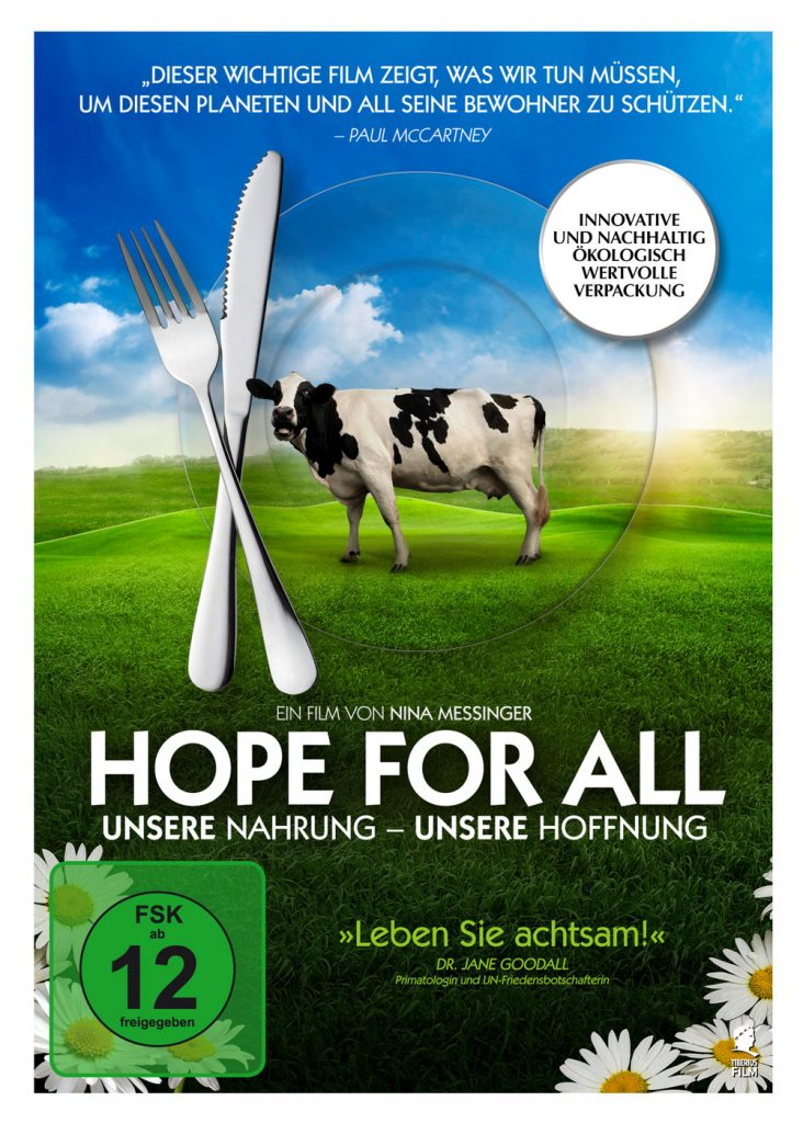 Hope for All - DVD-Cover