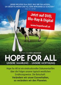 Hope for All Flyer A6 einseitig