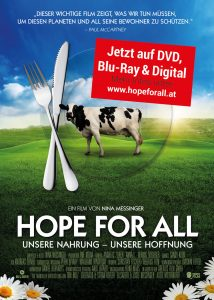 Hope for All Flyer A6 beidseitig