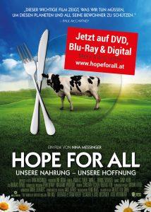 Hope for All Flyer A6 beidseitig