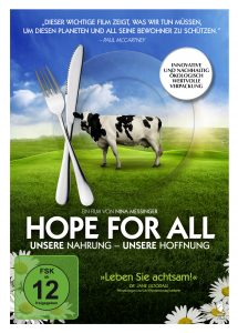 DVD-Cover Hope for All (Front)