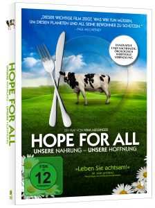 DVD-Cover Hope for All (Packshot)