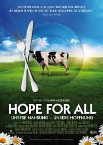 Kinoplakat Hope for All in A3 (300dpi, Druckqualität)